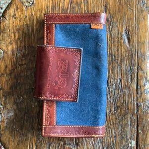 Vintage Levi wallet